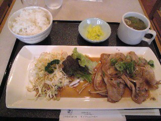 091101 お昼ご飯