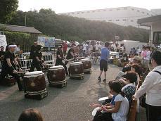 木の香園夏祭り
