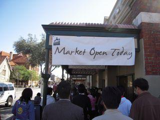 フリーマントルマーケット(1)