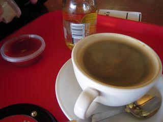 ロングブラックコーヒー(2)