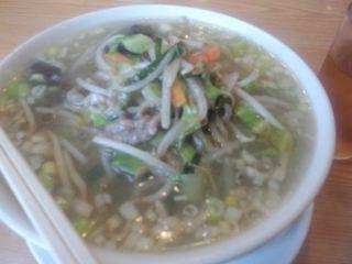 肉糸麺@襄陽 (横浜市)
