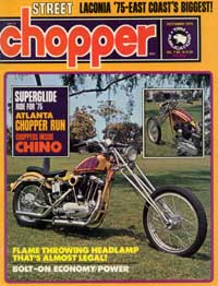 70's choppers