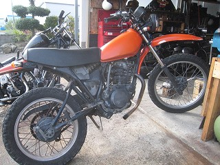 1978 XT250