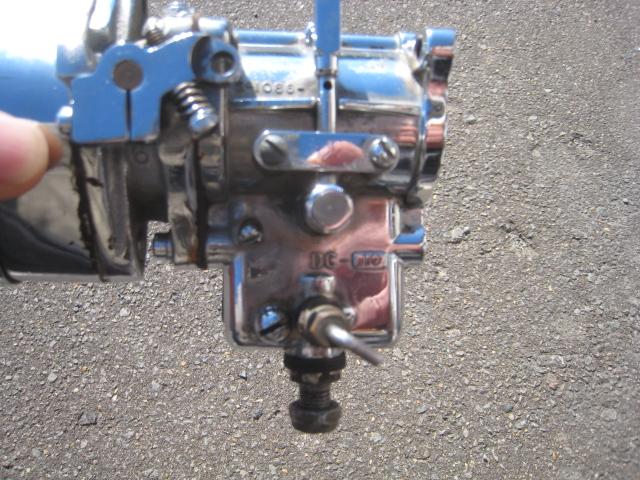Linkert CarburetorDC 10