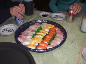 ばあちゃん寿司