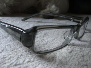 次男くんのメガネ