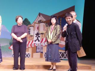 宮城聡先生の挨拶