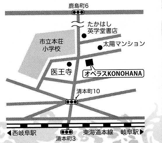 オペラス地図