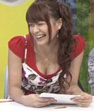八田亜矢子ありえないくらい乳首がモロ見えになった