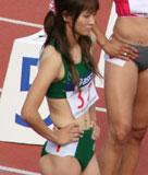 「美人すぎるハードラー」城下麗奈(24)がなかなかいい体な件