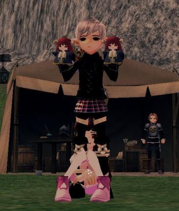 ピンク妖精3