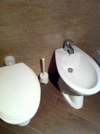イタリアのトイレ