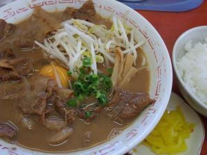 王王軒 徳島ラーメン&生卵&ライス