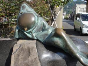 ねずみ男(寝そべり)