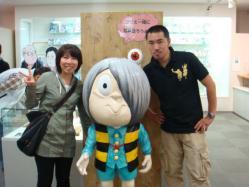 鬼太郎人形と・・・。