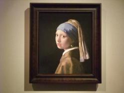 真珠の耳飾の少女 フェルメール・ヤン