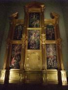 エル・グレコの祭壇衝立復元