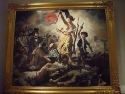 民衆を導く自由の女神 ドラクロワ・ウジェーヌ