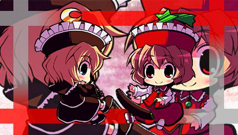 ルナサ&リリカ1(PSP)
