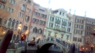 8月17日ベネチア景色