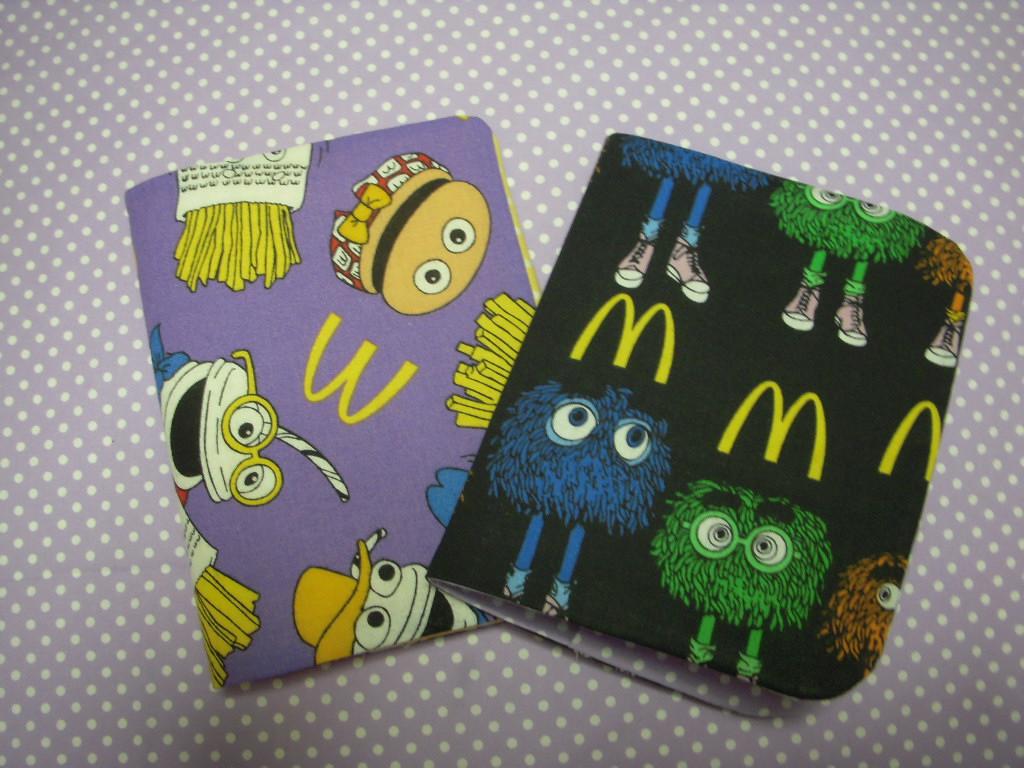 マクドナルド カードケース