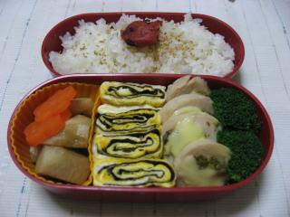 20100107お弁当