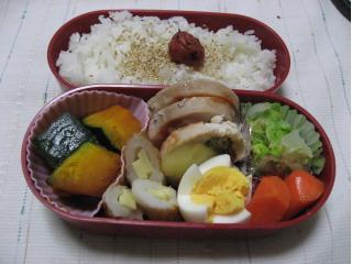 20100129お弁当