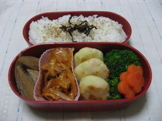 20100226お弁当