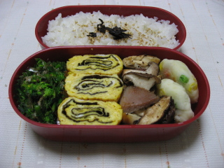 20100329お弁当