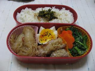 20100330お弁当