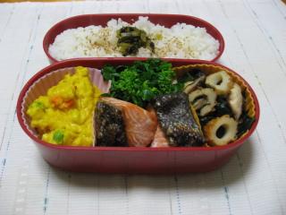 20100331お弁当