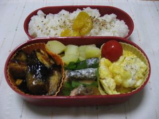 20100729お弁当