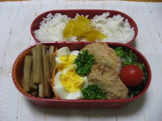 20100730お弁当