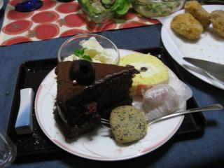 20100718ケーキ