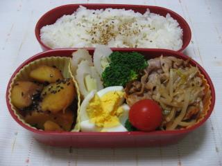 20100827お弁当