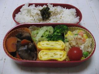 20100830お弁当