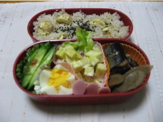20100929お弁当