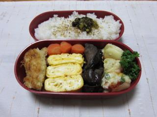 20101130お弁当