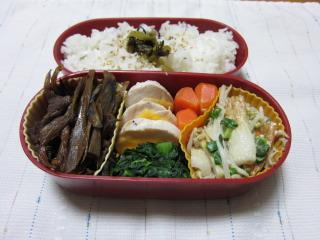 20101228お弁当