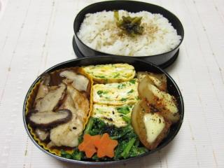 20111031お弁当
