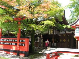 20101010京都車折神社