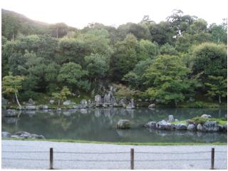 20101010京都天竜寺