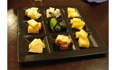 チーズ盛り合わせアルゴ