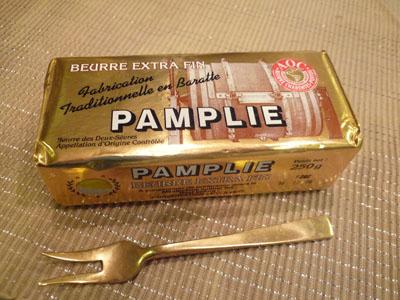 パンプリーバター