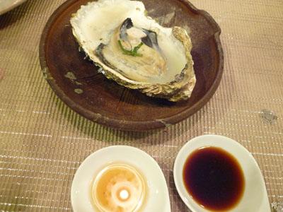 たまひも牡蠣ポン酢1