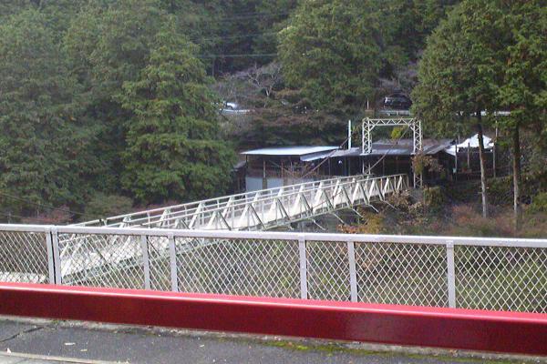 こっちのほうが見やすい橋