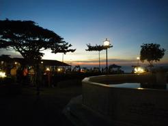 19mar2010 ストーン・タウンの夕焼け