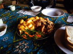 27mar2010 一日目の夕飯