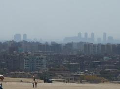 28may2010 ギザから望むカイロ市街