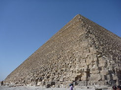 28may2010 クフ王のピラミッド